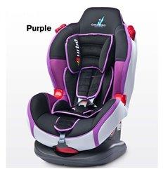 Автокрісло дитяче Caretero Sport Turbo пурпурне, 9-25 кг