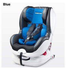 Автокрісло дитяче Caretero Defender Plus Isofix синє, 0-18 кг