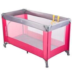 Манеж ліжечко Lionelo Suzie рожевий