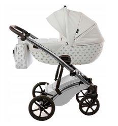 Дитяча коляска 2 в 1 Tako Laret Imperial 01 біла