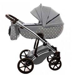 Дитяча коляска 2 в 1 Tako Laret Imperial 03 сіра