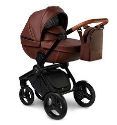 Дитяча коляска 3 в 1 Verdi Futuro 05 Brown Sugar