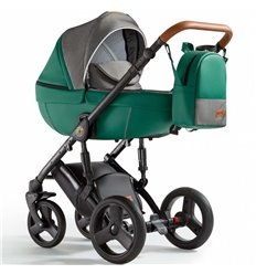 Дитяча коляска 3 в 1 Verdi Orion 04 Dark Green