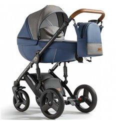 Дитяча коляска 3 в 1 Verdi Orion 05 Deep Blue