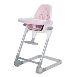 Стільчик для годування EasyGo Linea Power Pink