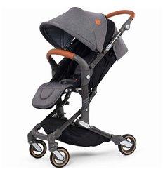Дитяча прогулянкова коляска BabySing I-Go Grey
