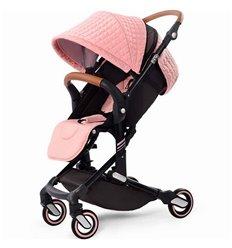 Дитяча прогулянкова коляска BabySing I-Go Love Pink