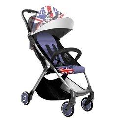 Дитяча прогулянкова коляска BabySing S-Go British bands