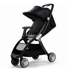 Дитяча прогулянкова коляска BabySing K-Go Black