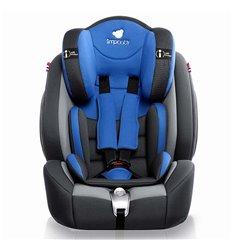 Автокрісло дитяче BabySing M3 Blue, 9-36 кг