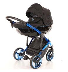 Дитяча коляска 2 в 1 Tako Junama Diamond Individual 02 синя рама