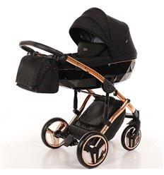 Дитяча коляска 2 в 1 Tako Junama Diamond Individual 03 бронзова рама