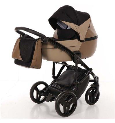 Дитяча коляска 2 в 1 Tako Junama Geographic 01 коричнева