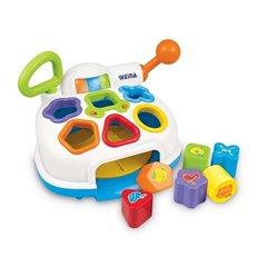 Музична іграшка-сортер Weina 2002