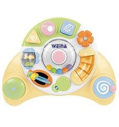 Музичний розвиваючий центр Карусель Weina 2100
