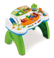 Музичний ігровий столик Музична книжка Weina 2134