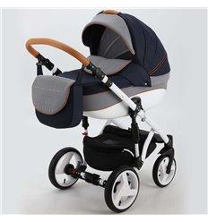 Дитяча коляска 2 в 1 Adamex Prince X-9