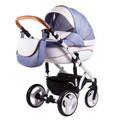 Дитяча коляска 2 в 1 Adamex Prince X-10