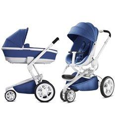 Дитяча коляска 2 в 1 Quinny Moodd Blue Base