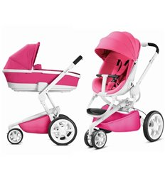 Дитяча коляска 2 в 1 Quinny Moodd Pink Passion