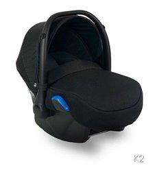Автокрісло дитяче Bexa Kite чорне, 0-13 кг