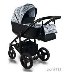 Дитяча коляска 2 в 1 Bexa Fresh Lite FL1