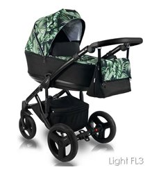 Дитяча коляска 2 в 1 Bexa Fresh Lite FL3