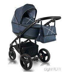Дитяча коляска 2 в 1 Bexa Fresh Lite FL11