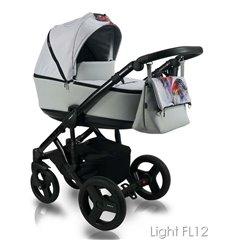 Дитяча коляска 2 в 1 Bexa Fresh Lite FL12