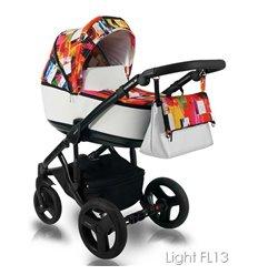 Дитяча коляска 2 в 1 Bexa Fresh Lite FL13