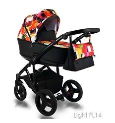 Дитяча коляска 2 в 1 Bexa Fresh Lite FL14