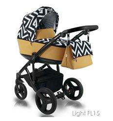 Дитяча коляска 2 в 1 Bexa Fresh Lite FL15