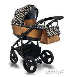 Дитяча коляска 2 в 1 Bexa Fresh Lite FL17