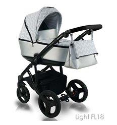 Дитяча коляска 2 в 1 Bexa Fresh Lite FL18
