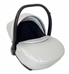 Автокрісло дитяче Verdi Mirage Silver, 0-13 кг