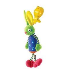Іграшка-підвіска Tiny Love Кролик з прищіпкою