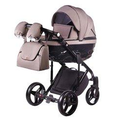 Дитяча коляска 2 в 1 Adamex Chantal С205 капучіно