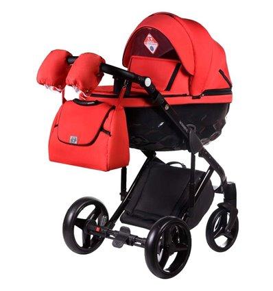 Дитяча коляска 2 в 1 Adamex Chantal С210 коралова