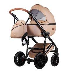 Дитяча коляска 2 в 1 Everflo Bliss E-4 бежева еко шкіра