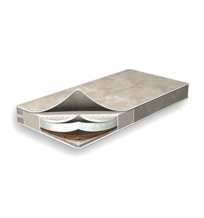 Матрац Flitex Latex Hollow, 60x120x10 см