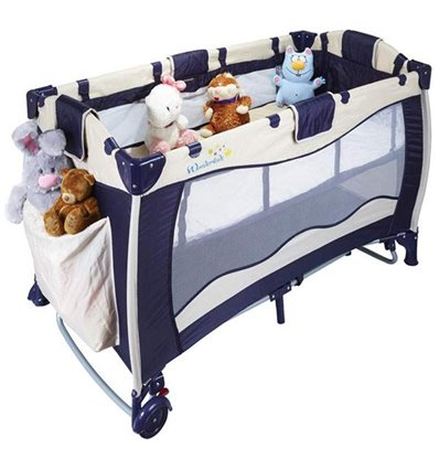 Манеж Wonderkids BabyJoy Dreem&Play