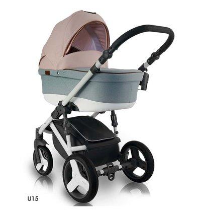 Дитяча коляска 2 в 1 Bexa Ultra U15
