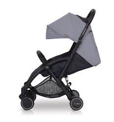 Дитяча прогулянкова коляска EasyGo Minima Grey Fox