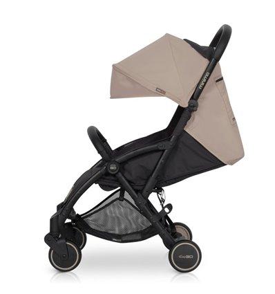 Дитяча прогулянкова коляска EasyGo Minima Latte