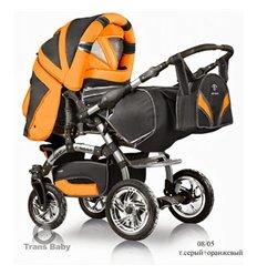 Дитяча коляска трансформер Trans Baby Prado Lux 08/05