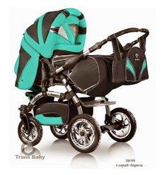 Дитяча коляска трансформер Trans Baby Prado Lux 08/99