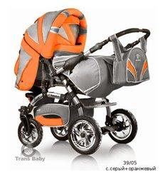 Дитяча коляска трансформер Trans Baby Prado Lux 39/05