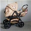 Дитяча коляска трансформер Trans Baby Яся 921/OE