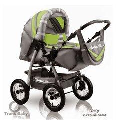 Дитяча коляска трансформер Trans Baby Таурус 39/Q1