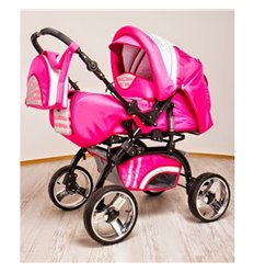 Дитяча коляска трансформер Trans Baby Rover 74/CR